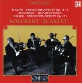 Haydn, Schubert & Reger: String Quartets by Koeckert Quartet