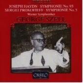Szell: Symphony No. 93 & Symphony No. 5 by Wiener Symphoniker