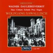 Wagner: Das Liebesverbot by Hermann Prey