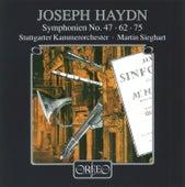 Haydn: Symphonies Nos. 47, 62 & 75 by Stuttgarter Kammerorchester