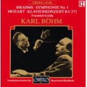 Brahms: Symphony No. 1 - Mozart: Piano Concerto No. 9 von Various Artists