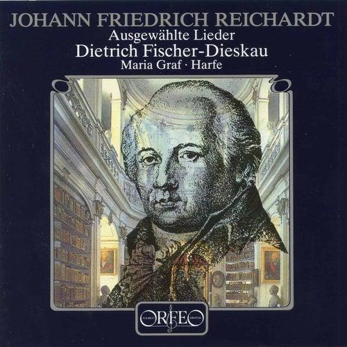 Reichardt: Ausgewählte Lieder by Dietrich Fischer-Dieskau