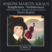 Kraus: Symphony in C Minor, VB 142, Symphony in C Minor, VB 148 & Violin Concerto in C Major, VB 151 by Various Artists