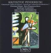 Penderecki: Violin Concerto No. 1 & Cello Concerto No. 2 by Various Artists