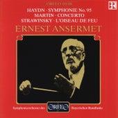 Haydn, Martin & Stravinsky: Orchestral Works von Symphonie-Orchester des Bayerischen Rundfunks