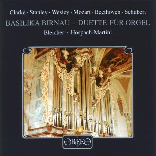 Basilika Birnau - Duette für Orgel by Stefan Johannes Bleicher