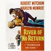 The River of No Return von Marilyn Monroe