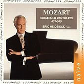 Mozart: Piano Sonatas K. 280, 282, 283, 457 & 545 de Eric Heidsieck