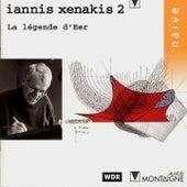 Iannis Xenakis 2: La légende d'Eer by Iannis Xenakis