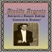 Ataúlfo Argenta, Interpreta a Joaquín Rodrigo 'Concierto de Aranjuez' by Narciso Yepes
