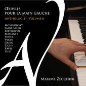 Œuvres pour la main gauche - Anthologie, Vol. 6 by Maxime Zecchini