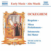Requiem / Missa Prolationum by Johannes Ockeghem