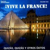 ¡vive la france! - quizás, quizás y otros éxitos (Vol. 8) von Various Artists