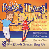 It's A Beach Thang Vol. 3 by Various Artists