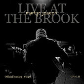Official Bootleg,vol. 2 (Live at the Brook) by Martyn Joseph