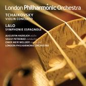 Tchaikovsky: Violin Concerto - Lalo: Symphonie espagnole by Augustin Hadelich