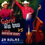 23 Rolas Con Violin y Tololoche von Various Artists