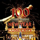 100 Favorite Classical New Year Concerts by Various Artists