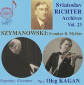 Richter Archives, Vol. 23: Szymanowski (Live) by Various Artists