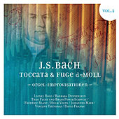 Organ Improvisation on Bach's Toccata & Fugue in D Minor, Vol. 2 by Various Artists
