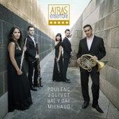 Poulenc, Jolivet, Bal y Gay, Milhaud by Airas Ensemble