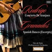 Rodrigo: Concierto De Aranjuez - Granados: Spanish Dances (Excerpts) by Various Artists