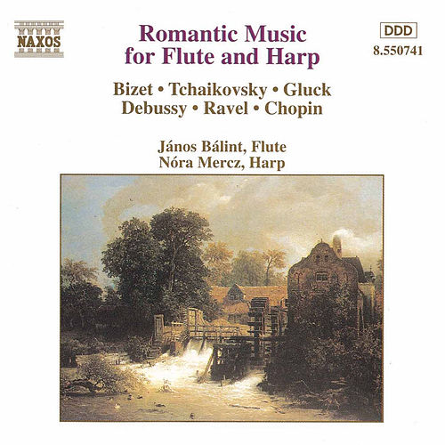 Romantic Music For Flute And Harp by Various Artists
