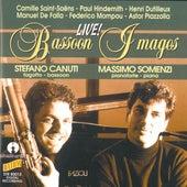 Saint Saëns, Hindemith, Dutilleux, De Falla, Mompou, Piazzolla: Live! Bassoon Images by Massimo Somenzi