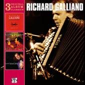 3 Original Album Classics by Richard Galliano