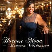 Harvest Moon by Maureen Washington