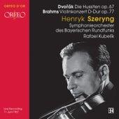 Henryk Szeryng: Dvorak & Brahms von Various Artists