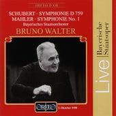 Schubert & Mahler: Symphonies de Bayerisches Staatsorchester