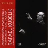 Dvořák: Violin Concerto in A Minor, Op. 53 & Symphony No. 7 in D Minor, Op. 70 von Various Artists