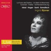 Ingrid Bjoner Opernszenen by Ingrid Bjoner