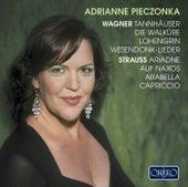 Wagner & R. Strauss: Opera Works by Adrianne Pieczonka