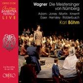 Wagner: Die Meistersinger von Nürnberg by Theo Adam