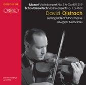 Mozart & Shostakovich: Violin Concerto by David Oistrakh