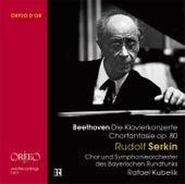 Beethoven: Piano Concertos & Fantasia in C Minor, Op. 80