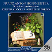 Hoffmeister: Clarinet Concerto in B-Flat Major & Sinfonia Concertante in E-Flat Major von Dieter Klöcker