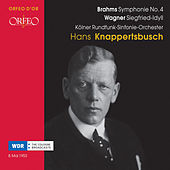 Brahms & Wagner: Works for Orchestra by WDR Sinfonieorchester Köln