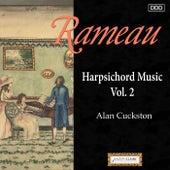 Rameau: Harpsichord Music, Vol. 2 by Alan Cuckston