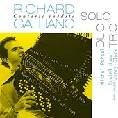 Concerts Inédits: Solo - Duo - Trio (Live) by Various Artists