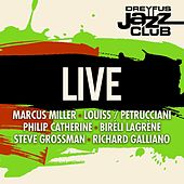 Dreyfus Jazz Club: Live by Various Artists