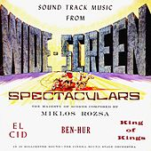 Sound Track Music from Wide-Screen Spectaculars (Remastered from the Original Master Tapes) de The Cinema Sound Stage Orchestra