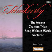 Tchaikovsky: The Seasons - Chanson Triste - Song Without Words - Nocturne de Ilona Prunyi