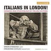 Italians in London! by Various Artists