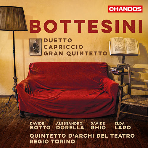 Bottesini: Duetto, Capriccio & Gran quintetto by Various Artists