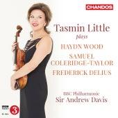 Wood, Coleridge-Taylor & Delius: Music for Violin & Orchestra de Tasmin Little