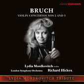 Bruch: Violin Concertos Nos. 2 & 3 by Lydia Mordkovitch