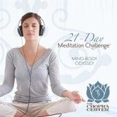 21-Day Meditation Challenge: Mind-Body Odyssey by Chopra Center